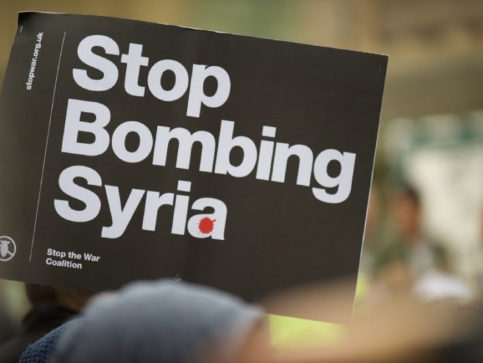 Syria Protest 2016